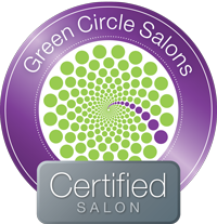 Green Circle Salons Certified salon logo
